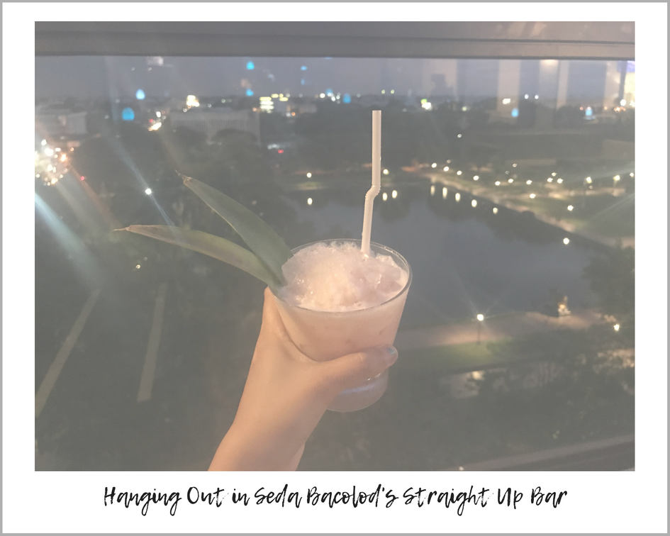 Katkatera Moves: Yes, You Can Afford Hanging Out in Seda Capitol Central's Straight Up Bar