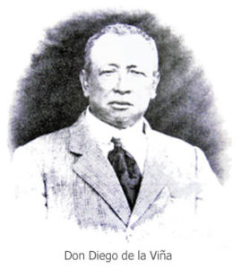 Portrait of Don Diego dela Vina of Negros